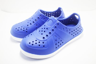 ✬Candy童鞋✬ 兒童洞洞鞋 涼鞋 拖鞋 布希鞋 園丁鞋 外出鞋 超輕量防水 男童 ROOSTER 現貨