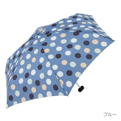 天使熊小鋪~日本帶回點點晴雨二用傘 時尚點點晴雨傘 附收納傘套 時尚抗UV傘 2款~原價1080