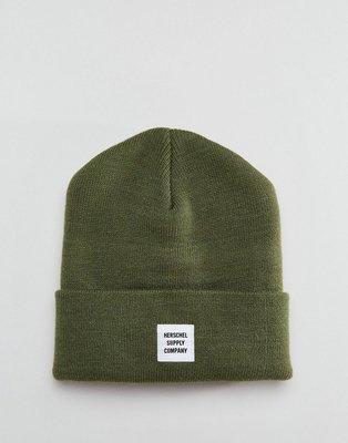 Herschel Supply Co Abbott Beanie Green 綠色 男女 保暖 針織 毛
