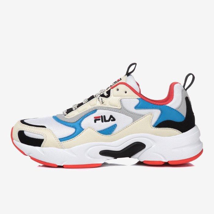 【Luxury】FILA FS1SIA3122X_GRN 白綠黃 厚底增高 老爹鞋 老爸鞋 四色 運動鞋 球鞋休閒運動鞋