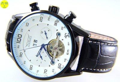 (六四三精品)大錶徑4.3..黑殼.雙...