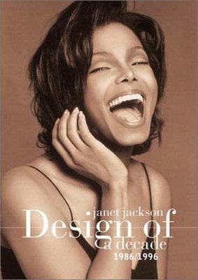 A6 全新 未拆封 DVD 珍娜傑克森 Janet Jackson - Design of a Decade [DVD]