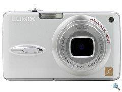 國際牌 Panasonic Lumix  數位相機 科技銀色 (DMC-FX01)