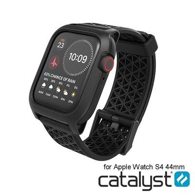 新款現貨👍CATALYST FOR APPLE WATCH S4 / S5 44mm 耐衝擊防摔保護殼(含錶帶)
