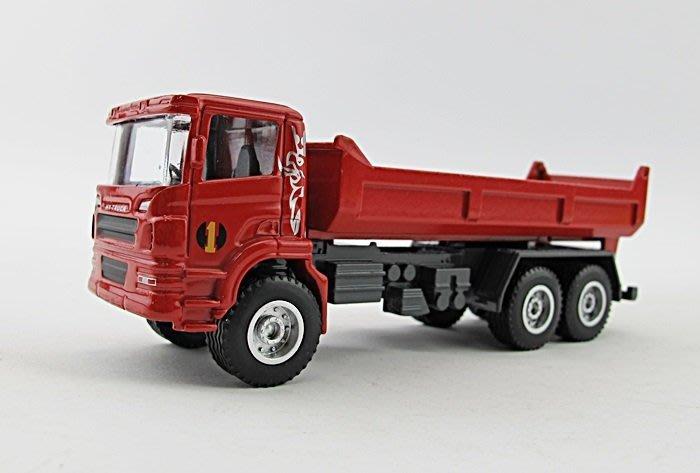 【阿LIN】6121AA 6012 工程系列 砂石車 1:60 Scale HY TRUCK