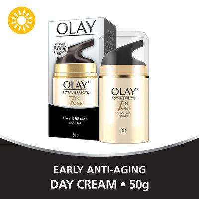 歐蕾多效日霜Olay Total Effects 7 in One Day Cream Normal 50g