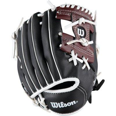 ((綠野運動廠))最新WILSON美國職棒大聯盟授權~A200(兩款)兒童手套,親子同樂樂無窮~優惠促銷中