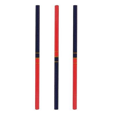 【贈品禮品】A4701 雙色鉛筆/木工鉛筆廣告筆繪圖塗鴉彩色筆/著色筆可削鉛筆文具/贈品禮品
