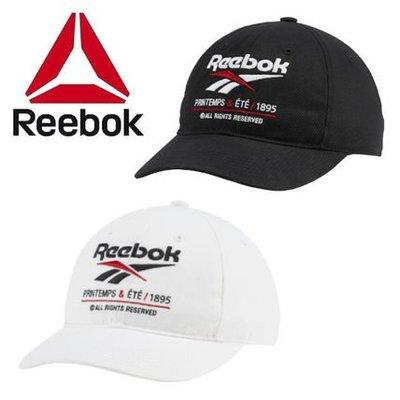 南◇2019 5月 Reebok Classic Vector 運動帽 黑色 DU7519 白色DU7520 帽子 老帽
