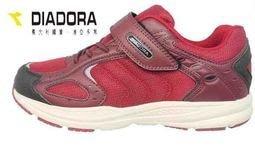 北台灣大聯盟 義大利國寶鞋-DIADORA 女款健康樂活系列健走鞋 3752 紅 超低直購價590元 基隆市