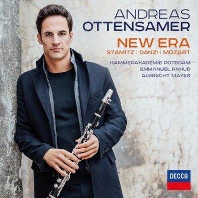 嶄新年代 New Era/奧登薩默,單簧管/阿貝利希‧梅耶,英國管/帕胡德,長笛---4814711
