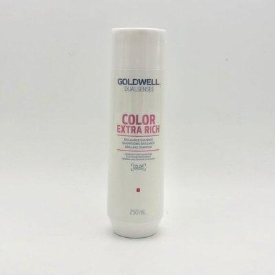 美國愛買 GOLDWELL 光感洗髮精250ml 護色專用