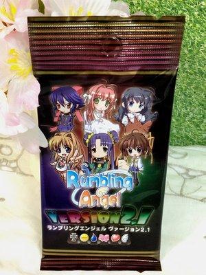 * QP小舖 * 日本帶回《Rumbling Angel 》集換式卡片