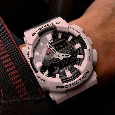 Louis手錶代購現貨CASIO卡西歐G-SHOCK潮汐溫度防水手錶男 GAX-100B-7A/1A 100A-7A