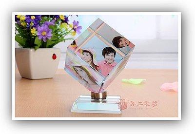 yes99buy加盟-旋轉水晶立方 創意禮物實用閨蜜生日禮品