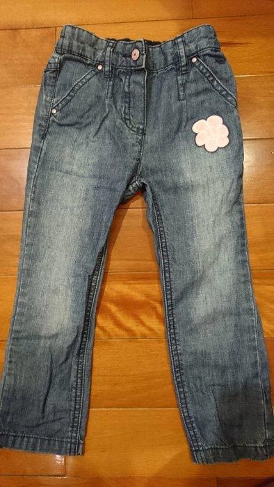 名牌Espirit女童牛仔褲