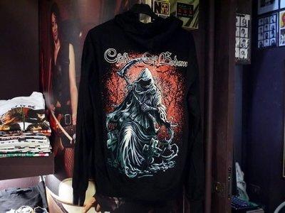 【小間搖滾】Children Of Bodom 死神之子 ☆Rock 連帽拉鍊 外套(M號)