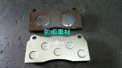 JBT大四卡鉗專用 SUN隼SCC黑盒陶瓷版來令片一組2700元 KIDO DS F40 T-LIMIT JBT知阪車材