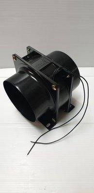 ╭☆優質五金☆╮4吋 鼓風機 模型噴漆專用~導風管中繼站專用~強力抽風機-抽風扇-排風扇-雙滾珠