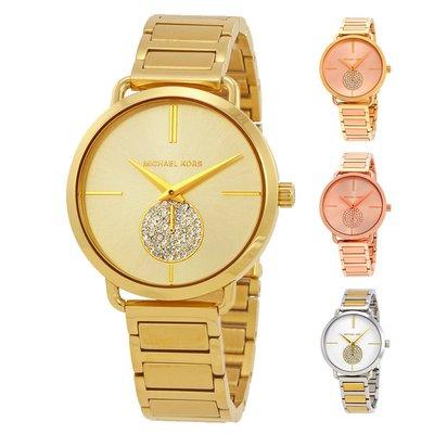 【換日線】女錶 Michael Kors Portia Sunray Dial Ladies  Watch - Choose a color