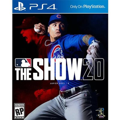 【歡樂少年】 免運全新現貨 PS4 美國職棒大聯盟 20 MLB The Show 20 英文版