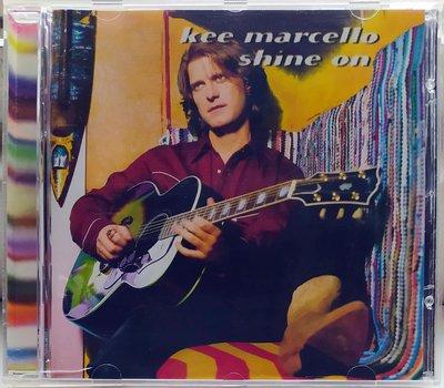 Europe吉他手 Kee Marcello - Shine On 二手瑞典版