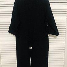 原價七萬 ICEBERG 黑色斗篷式羊毛大衣 有喀什米爾的觸感