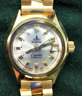 OQ精品腕錶  瑞士自動機械女錶