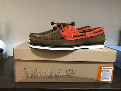 台灣公司貨 Timberland 42575 帆船鞋 原價4900元 五折出清價2450元 25077 同鞋型 10W