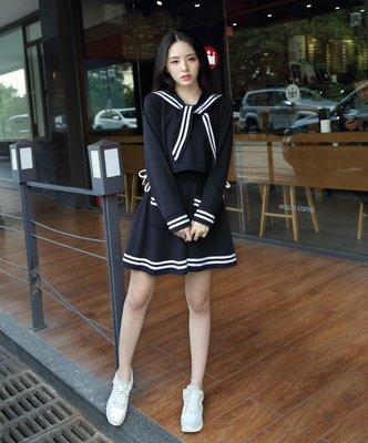 Japanese Student school uniforms sailor suit Navy  Đồ lót