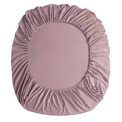 淘趣雜貨店/法蘭絨床笠純色珊瑚絨冬季加厚床墊套席夢思保護套罩防滑床罩單件(型號不同價格不同)