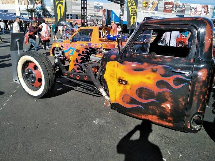 DJD19070560 Rat Rod Hooker 古董車整新服務 依現場報價為準