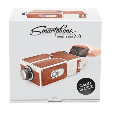 2015新二代手機投影儀機型智能免安裝版SmartPhone Projector2 手機投影機 小型家庭娛樂 手機投影機