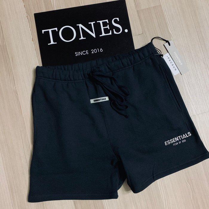 【TONES.】Fog Essentials 副線長抽繩 反光Logo 運動短褲