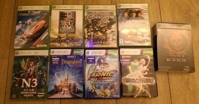 Xbox 迪士尼  Blazing Ridge racer