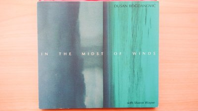 ## 馨香小屋--Dusan Bogdanovic 專輯/ In The Midst Of Winds (MA唱片)