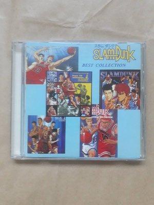 (下標即結標)(絕版)Slam Dunk TV & Ova Best collection灌籃高手電視/電影主題曲精選