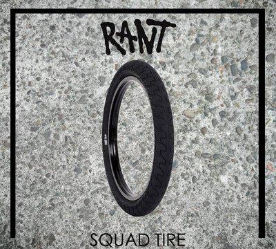 [Spun Shop] RANT BMX Squad Tire 街道外胎