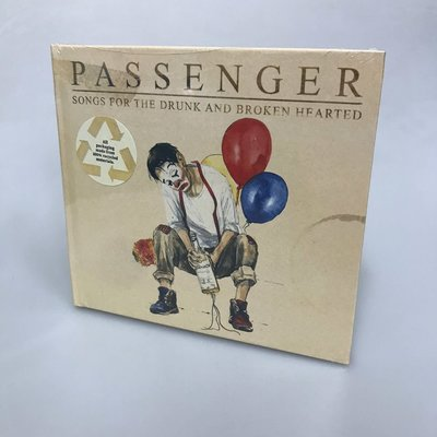 Passenger Songs For The Drunk and Broken Hearted 普通 豪華CD@ba57160