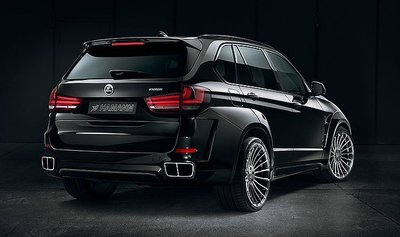 BMW X5 X6 F15 F16 E70 E71 正廠HAMANN 21吋 鋁圈 單價 黑色 含配件 現貨供應