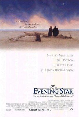 親密關係-The Evening Star (1996)原版電影海報