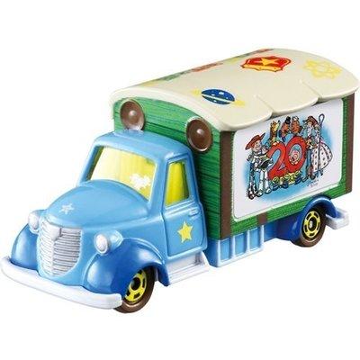 TOMICA 多美小汽車 迪士尼 玩具總動員20週年胡迪車