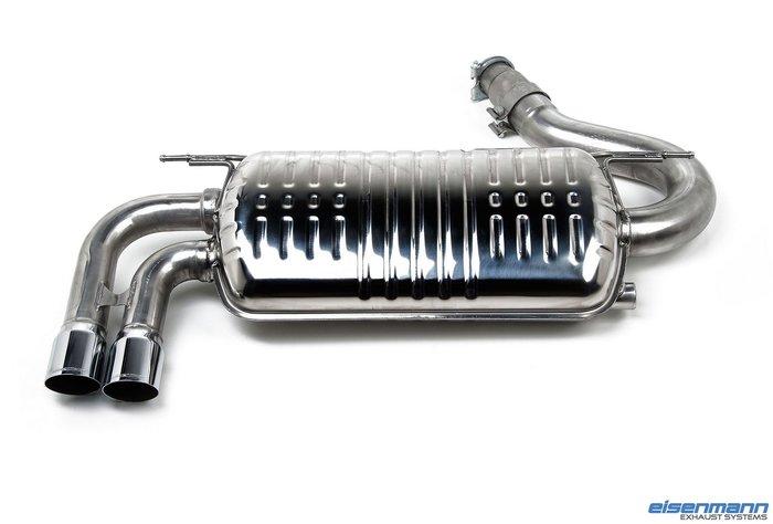 【樂駒】Eisenmann BMW F30 F31 320i F32 F33 F36 420i 排氣管 中段 尾段 改裝