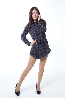 (F01) YOULEG(樂迅) 360Den 彈性褲襪, 重壓, 不透膚,剩s號 膚色 2雙