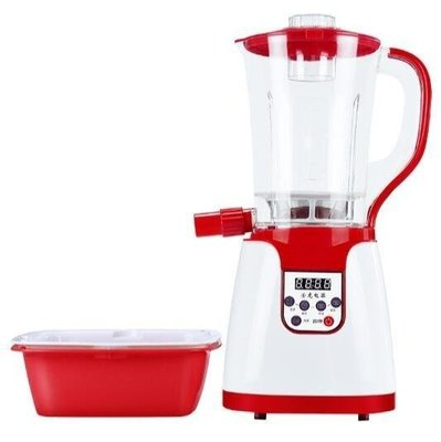ZIHOPE 家用豆腐機全自動大容量磨漿機生磨豆漿機打米漿做豆腐花機器ZI812