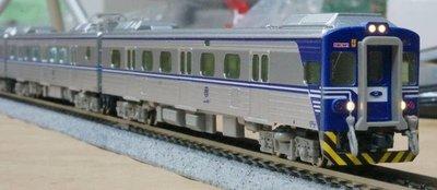 EMU600 - 四輛基本組 (EMU608) (1M3T)+四輛增節組 (EMU609) (4T)無階化前圖裝 生產