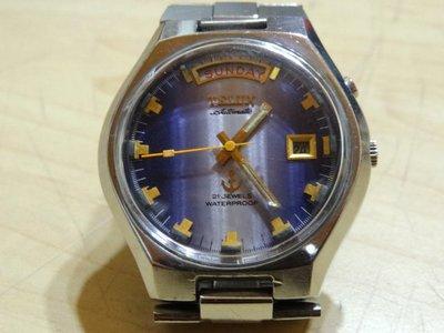 ~ TELUX 鐵力士 早期機械錶 ( $1500 懷舊老錶 ) ~