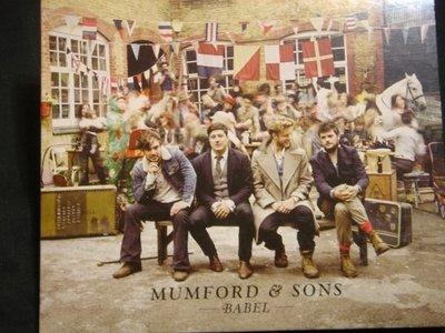 Mumford & Sons / Babel [Deluxe Edition] 蒙福之子樂團 / 幻影高塔【加值版】