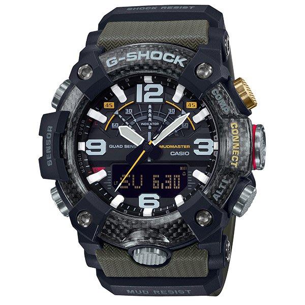 【eWhat億華】 CASIO G-SHOCK系列 GG-B100-1A3 MUDMASTER泥人錶 手錶 平輸 【海外型號 GG-B100-1A3JF】【4】