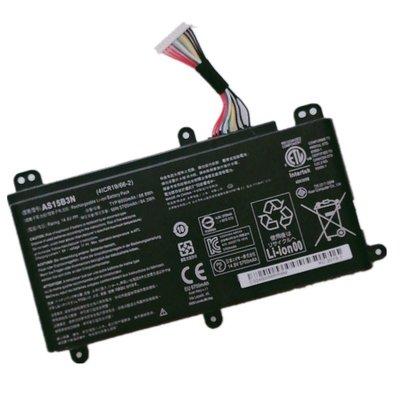 原裝Acer/ 宏碁 掠奪者PREDATOR 17 G9-591 791 AS15B3N筆記本電池 台北市